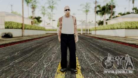 Alice Baker Young Member für GTA San Andreas zweiten Screenshot