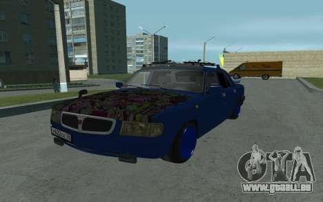 GAZ 3110 Volga pour GTA San Andreas