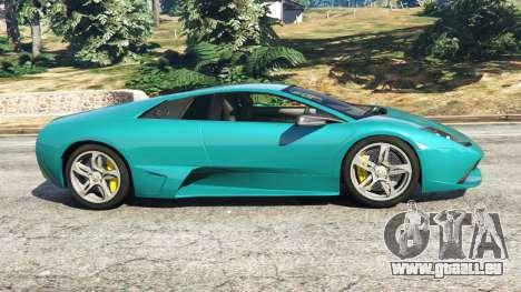 Lamborghini Murcielago LP 640 v0.5 für GTA 5