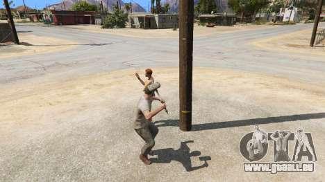 GTA 5 Hammer Shao Kahn aus Mortal Kombat sechster Screenshot