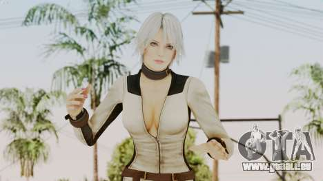 DOA 5 Christie Assasin für GTA San Andreas