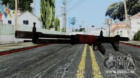 FG-42 from Battlefield 1942 pour GTA San Andreas