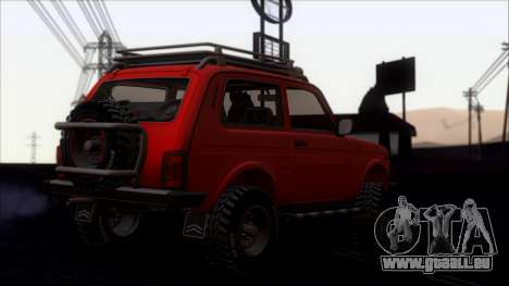 VAZ Niva 2121 Offroad pour GTA San Andreas