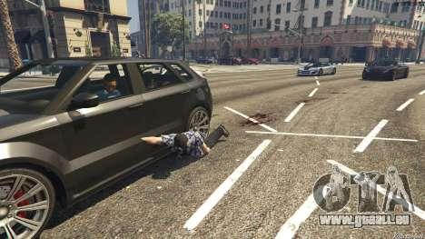 GTA 5 GrabScript V troisième capture d'écran