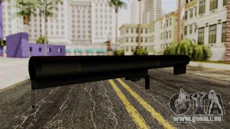 Light-AntiTank-Weapon from Delta Force pour GTA San Andreas deuxième écran