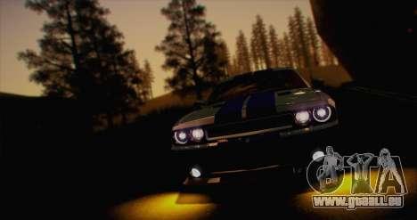 ENB White_SA v1.0 für GTA San Andreas her Screenshot