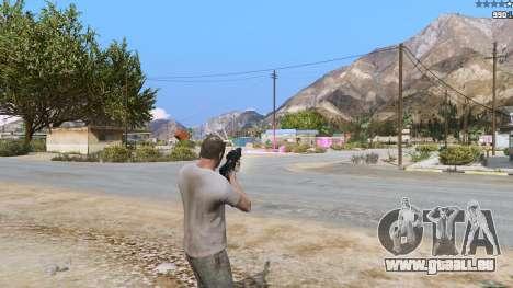 GTA 5 Laser Rocket Mod V5 dritten Screenshot