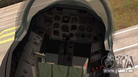 Aero L39 ZA Albatros - Nr. 146 (Romania) pour GTA San Andreas vue de droite