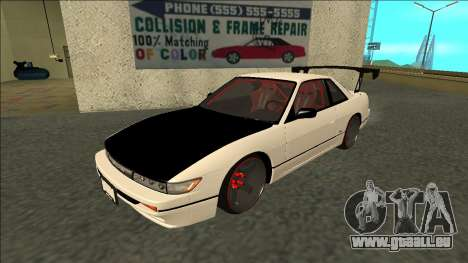 Nissan Silvia S13 Drift pour GTA San Andreas