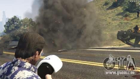 GTA 5 Cinematic Explosion FX 1.12a sixième capture d'écran