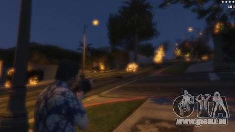 GTA 5 4K Fire Overhaul 2.0 sixième capture d'écran