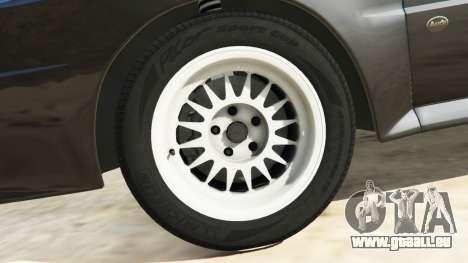 GTA 5 Audi Sport quattro v1.2 hinten rechts