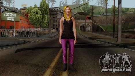 Buffy Vampire Slayer pour GTA San Andreas deuxième écran