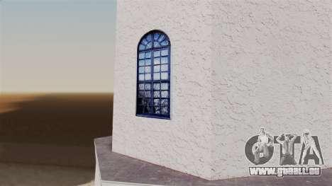 LS Santa Maria Lighthouse pour GTA San Andreas troisième écran