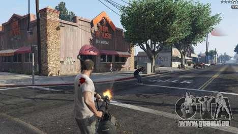GTA 5 Huo Long Heater troisième capture d'écran