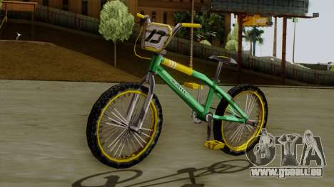 BMX Race from Bully pour GTA San Andreas