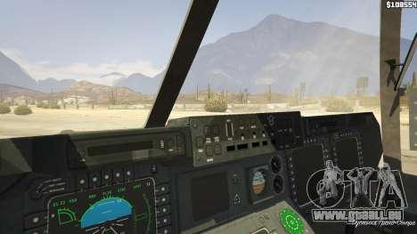 GTA 5 CV-22B Osprey (VTOL) achten Screenshot