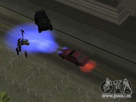 Xenon 2.0 pour GTA San Andreas deuxième écran