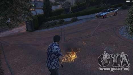 4K Fire Overhaul 2.0 pour GTA 5