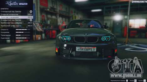 BMW 1M v1.0 für GTA 5