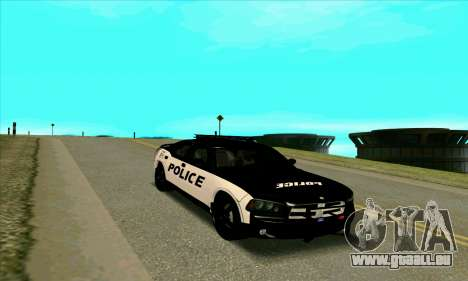 Federal Police Dodge Charger SRT8 pour GTA San Andreas