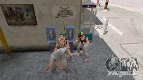 Cimeterre de Skyrim pour GTA 5