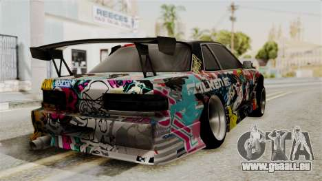 Nissan R13 für GTA San Andreas