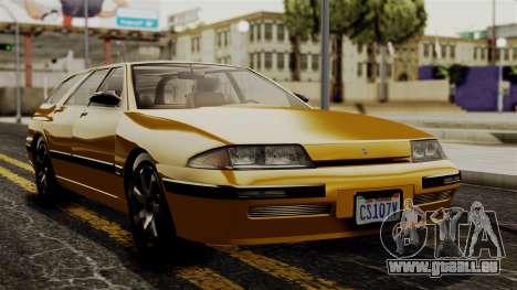 GTA 5 Zirconium Stratum IVF pour GTA San Andreas