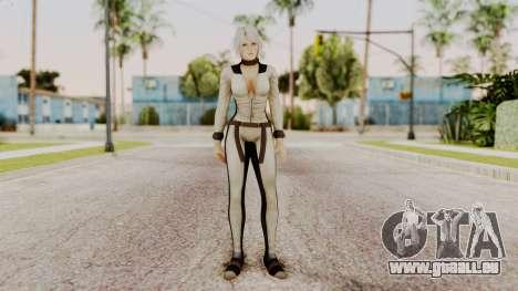 DOA 5 Christie Assasin pour GTA San Andreas deuxième écran