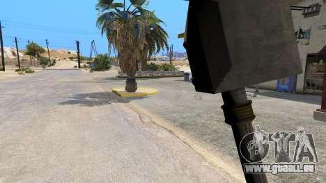 GTA 5 Hammer Shao Kahn aus Mortal Kombat dritten Screenshot