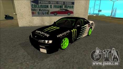 Nissan 200SX Drift Monster Energy Falken pour GTA San Andreas