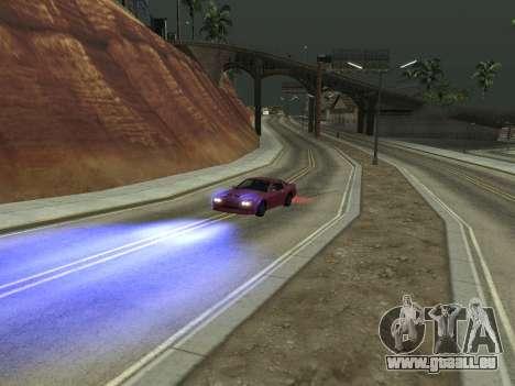 Xenon 2.0 pour GTA San Andreas