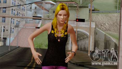 Buffy Vampire Slayer für GTA San Andreas