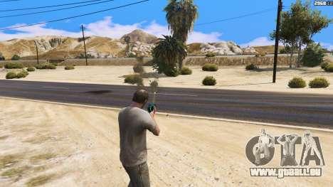 GTA 5 Erhöhte Auswirkungen hat vierten Screenshot