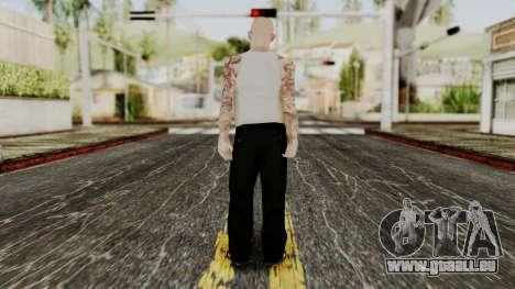Alice Baker Young Member für GTA San Andreas dritten Screenshot