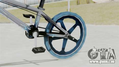Custom Bike from Bully pour GTA San Andreas vue de droite