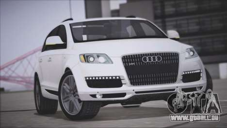 Audi Q7 2008 pour GTA San Andreas