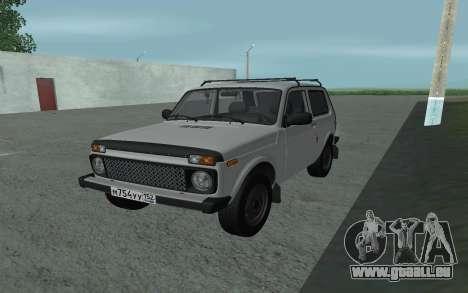 VAZ 21213 Niva pour GTA San Andreas