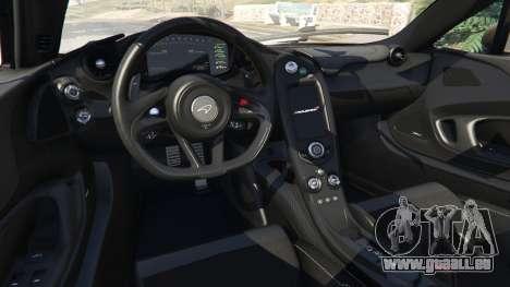 McLaren P1 2014 v1.2 für GTA 5