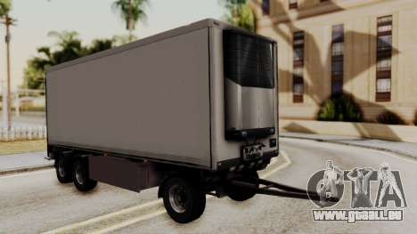 Cooliner Trailer from ETS 2 pour GTA San Andreas