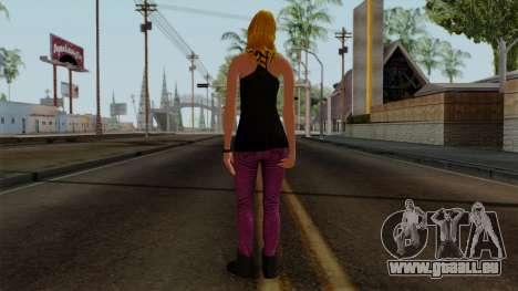 Buffy Vampire Slayer pour GTA San Andreas troisième écran