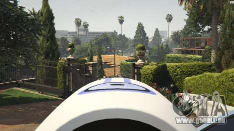 GTA 5 Lazer Team Cannon sechster Screenshot