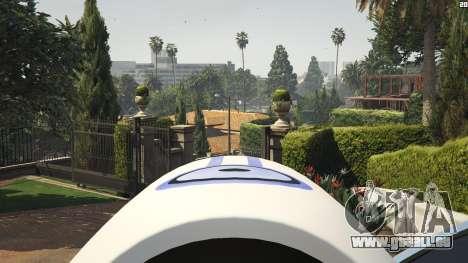 Lazer Team Cannon für GTA 5