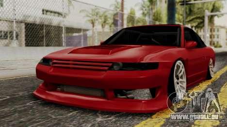 Nissan Silvia Odyvia pour GTA San Andreas
