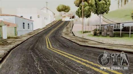 BlackRoads v1 LS Kenblock für GTA San Andreas her Screenshot