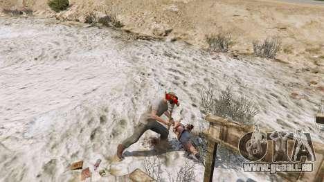GTA 5 Axt aus Dead Rising dritten Screenshot