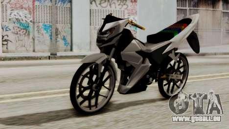 Sonic 150R Custom für GTA San Andreas