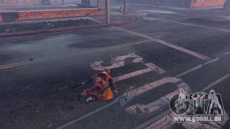 GTA 5 Afterdeath troisième capture d'écran