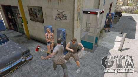 GTA 5 Axt aus Dead Rising zweite Screenshot