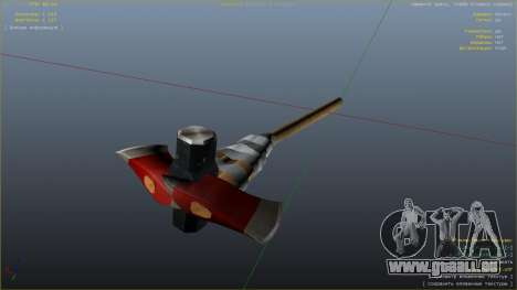GTA 5 Axt aus Dead Rising fünfter Screenshot